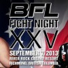 BFL25 Official Weigh-in results