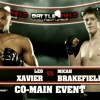 BFL Free Fight: Xavier vs Brakefield for the Middleweight Title