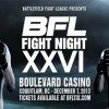Bantamweights collide to crown the 1st BFL 135 pound champion