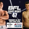 BFL47 | Harriott vs Conn | Vancouver MMA