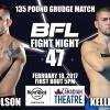 BFL47 | Nicholson vs Kellerman | Vancouver MMA